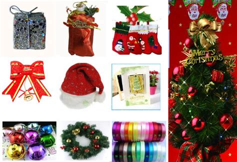 where to shop best and cheapest christmas decorations for