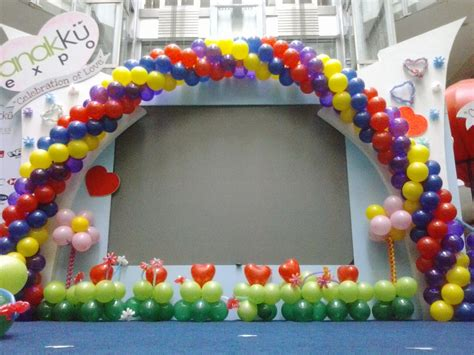Harga Balon Gas Ultah by Dekorasi Balon Murah Dekorasi Balon Dekorasi Ultah