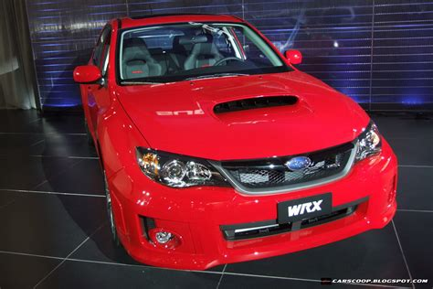 subaru wrx widebody compare car design 2011 subaru impreza wrx and sti