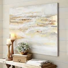 Ak105 Kalung Black Multiply Gold Leaf sold acrylic abstract large canvas painting gray silver gold ikat ombre glitter with