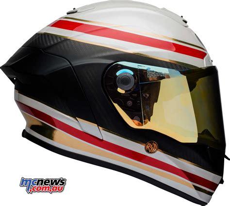 Bell Helmet new bell race hits australian market mcnews au