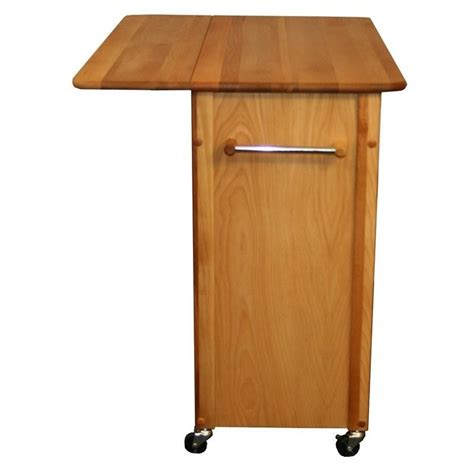 catskill craftsman butcher block kitchen island with towel catskill craftsmen 44 inch butcher block drop leaf kitchen