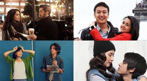 rekomendasi film baper mesra hanya akting netizen baper ingin 6 pasangan seleb