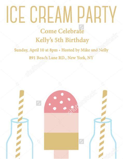 summer invitation templates free 15 summer invitations free editable psd ai