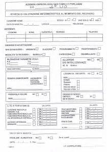 Med Surg Nursing Report Sheet Templates by Brain Museum