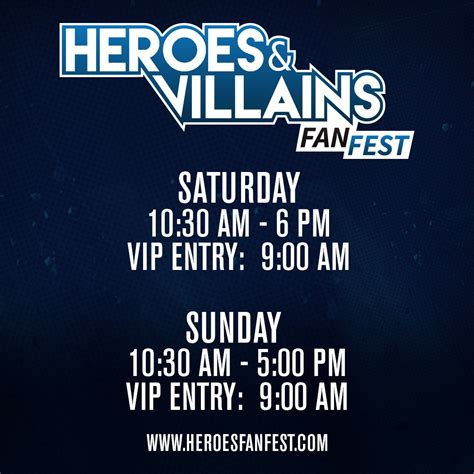 heroes and villains fan fest 2017 heroes and villains fan fest september 16th and 17th