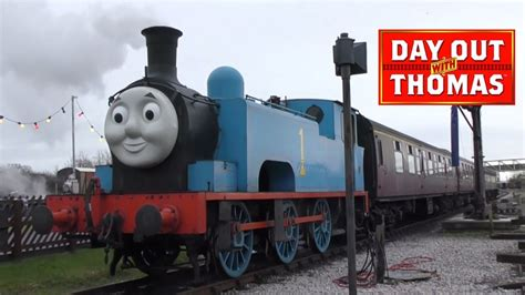 Day Out With Thomas And Friends Thomas In Real Life At Day Real