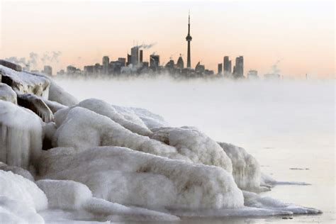 it s official toronto breaks record for cold weather