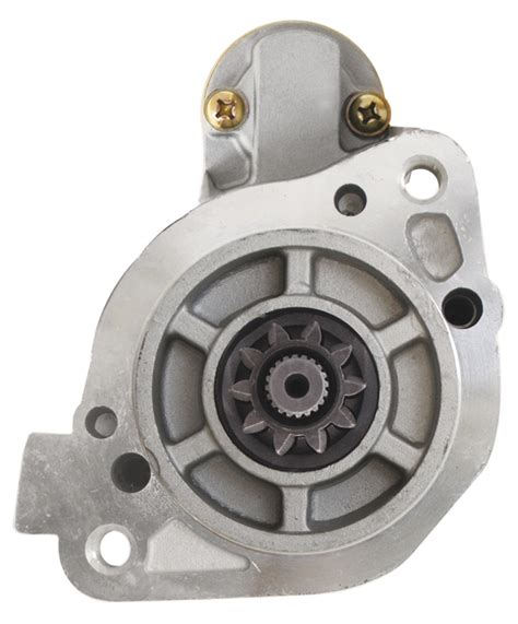 how to fit starter motor new starter motor to fit mitsubishi pajero diesel 2 8l