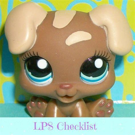 lps boxer puppy littlest pet shop 1052 chocolate brown boxer puppy lot m196 lps ebay