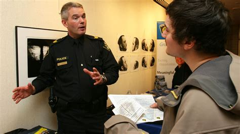 sgt libby 100 years of stories steve s biographic series volume 2 books students attend recruiting event the brock news