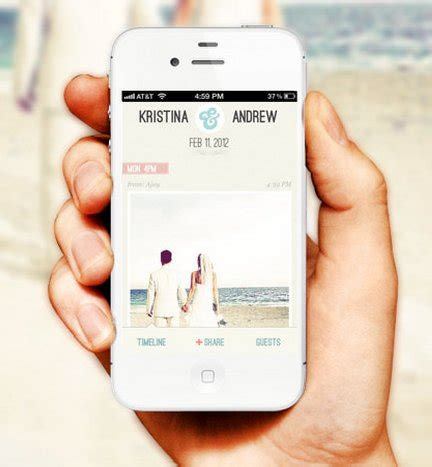 Wedding App by Wedding Apps Helpful Free Apps To Keep The Big Day