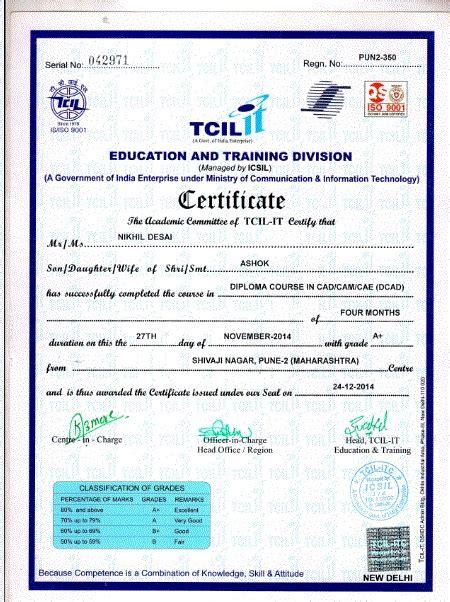 certification graphix technologies