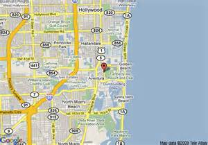 map aventura florida map of residence inn by marriott miami aventura mall miami