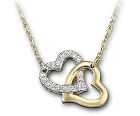 hearts entwined a historical novella collection swarovski match necklace two entwined hearts unity