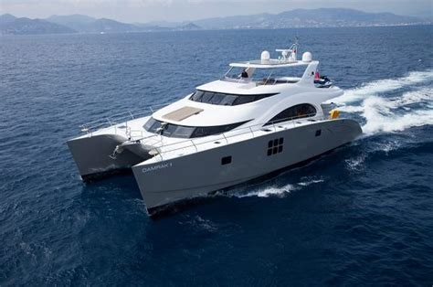 xiamen boat show 2018 sunreef yachts promotes its power catamarans range at the