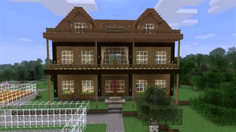 minecraft pe house designs house ideas minecraft pe apk youtube