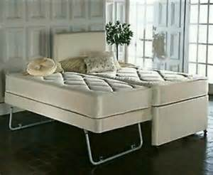 3ft single 3 in 1 guest bed with bed trundle