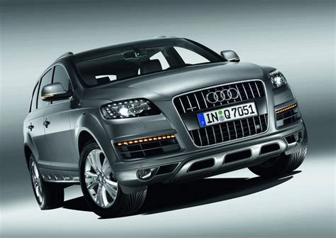Audi 4x4 by Photo 4x4 Audi Q7