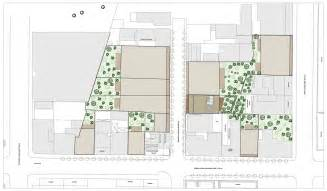 project plan sections housing project in metaxourgeio alexios vandoros archinect