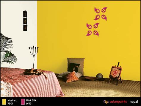 wall painting asian paints 1 wall decal