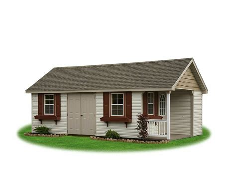 12 x20 cape cod with porch cape cod style sheds sales prices