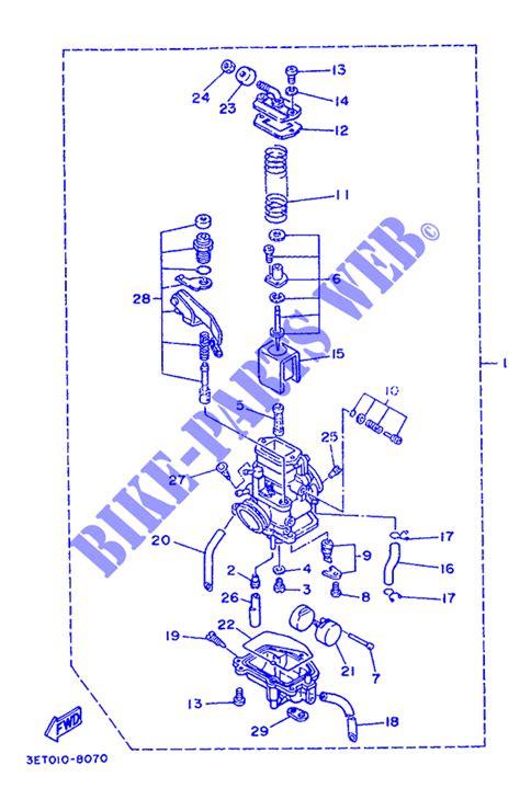yamaha dt200r wiring diagram wiring diagram
