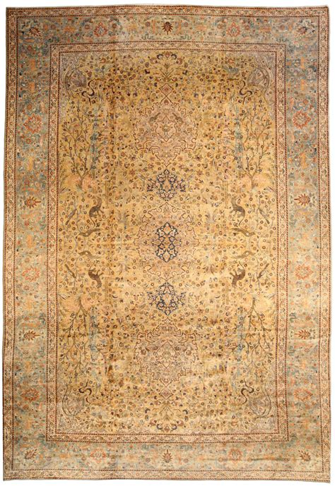 Antique Tabriz Rug by Tabriz Rug Antique Rug Antique Rug