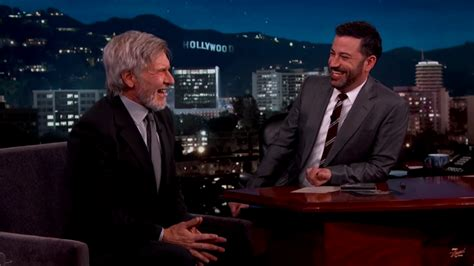 where does harrison ford live starwars did harrison ford just hint that han could