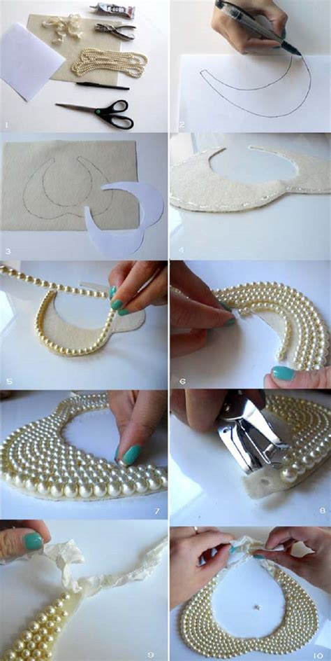 Handmade Projects - top 10 best diy pearls projects