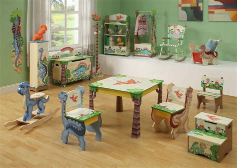 Dinosaur Bedroom Furniture Flair Original Jurassic Park Dinosaurs Furniture Teamson What