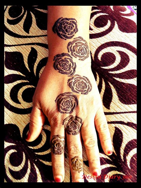 rose henna tattoo 17 best images about henna on white tattoos
