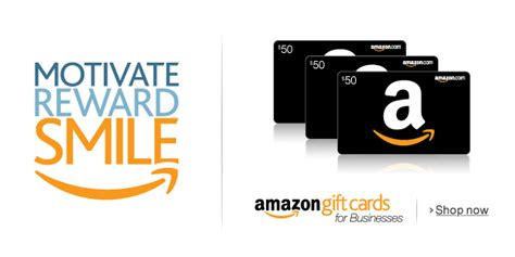 Sending Amazon Gift Card - for your business