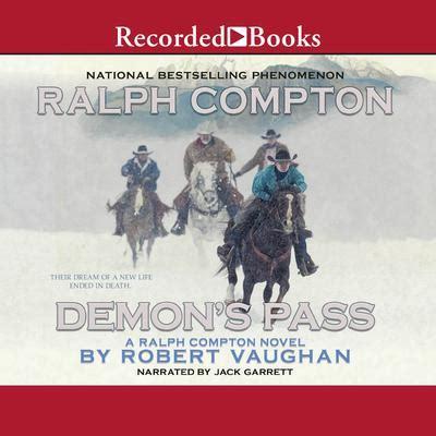 Outlaw Town Ralph Compton garrett audiobooks audiobook narrator