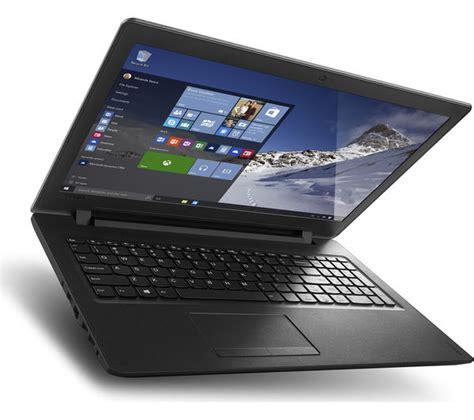 Lenovo Ip 110 14ibr Black lenovo ideapad 110 15 6 quot laptop black deals pc world