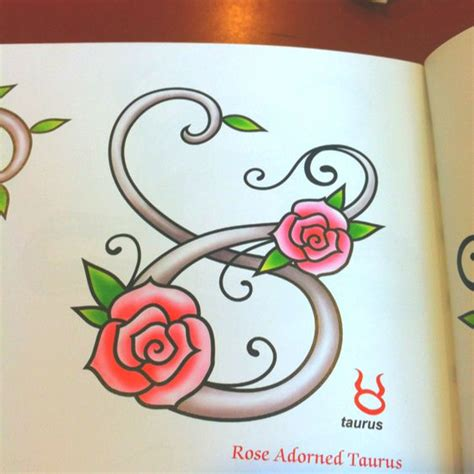 taurus rose tattoo taurus taurus taurus taurus tattoos and