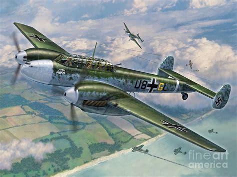 Online Store Home Decor by Bf 110 Zerstorer Digital Art By Stu Shepherd
