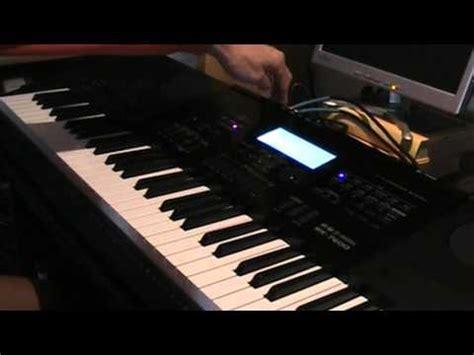 Keyboard Casio Ctk 7600 u s a casio wk 7600 ctk 7200 review part2 piano sound testing