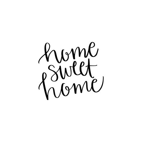 Home sweet home   Lovesvg.com