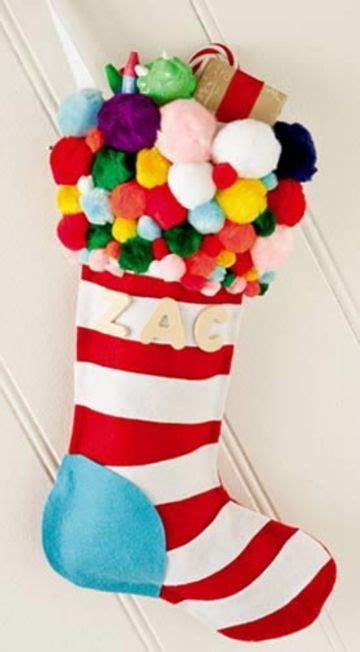 cool handmade christmas stockings  tutorails