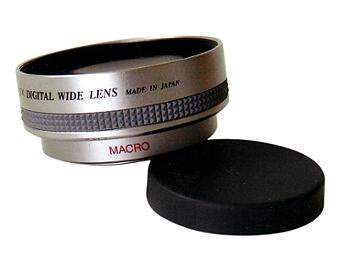 Lens Att 58mm vitacon 04558 58mm 0 45x wide angle converter lens