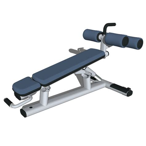 multi bench multi adjustable decline bench 3d model formfonts 3d