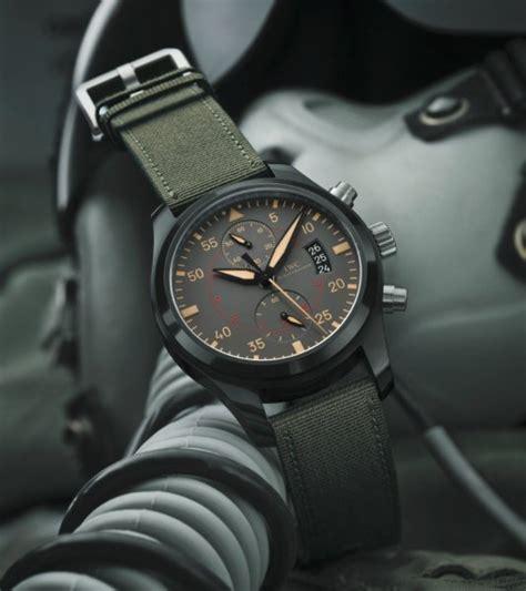 iwc military watch