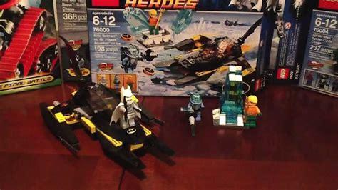 Lego Dc Heroes Artic Batman Vs Mrfreeze Aquaman On 7600 lego 2013 dc heroes arctic batman vs mr freeze