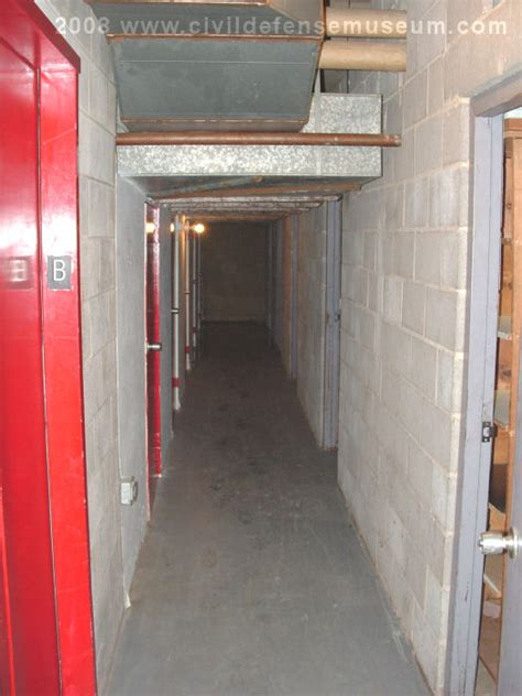 basement fallout shelter community shelter tours 2301 forest garland