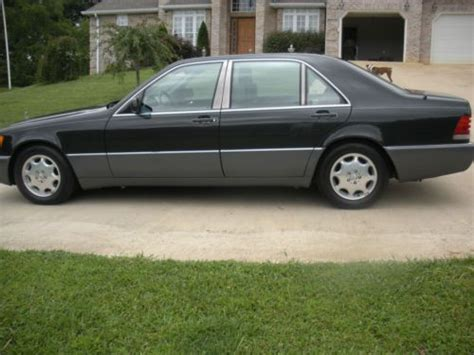 how to sell used cars 1993 mercedes benz 190e spare parts catalogs sell used 1993 mercedes benz 400 sel in bluff city tennessee united states
