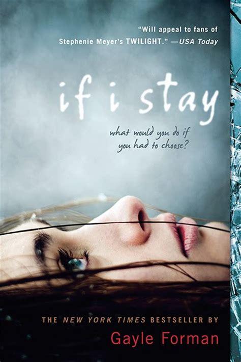 Novel If I Stay And if i stay novel amaliehoward