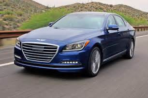 2015 Hyundai Genesis Pictures 2015 Hyundai Genesis Sedan Drive Photo Gallery