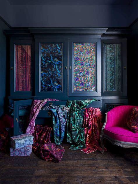 colorful world  jewel tone home decor jewel