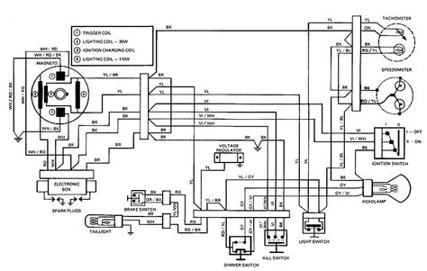 85 yamaha enticer snowmobile engine wiring diagram yamaha